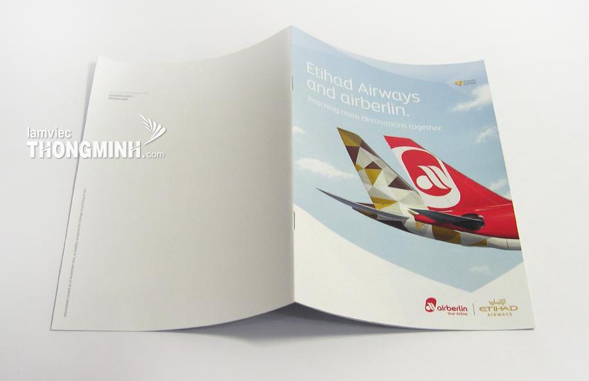 Mẫu Brochure - Profile 003