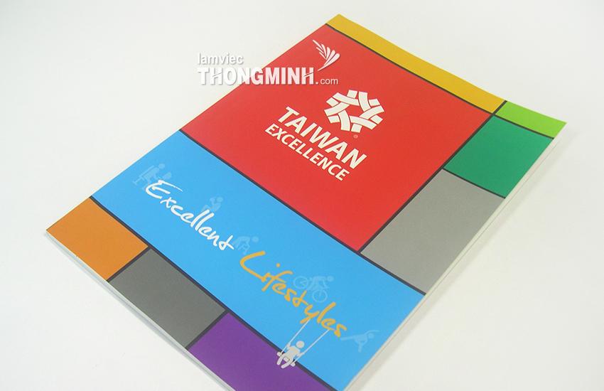 Mẫu Brochure - Profile 011