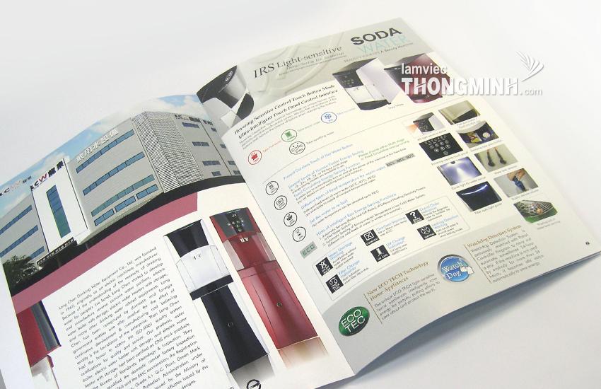 Mẫu Brochure - Profile 012