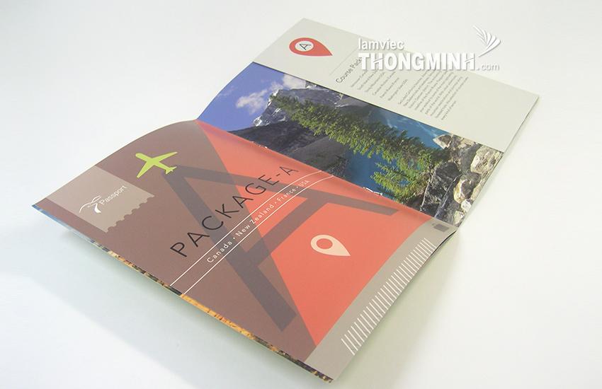 Mẫu Brochure - Profile 015