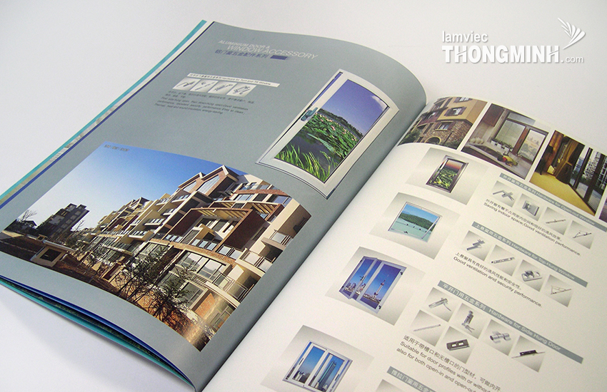 Mẫu Brochure - Profile 053